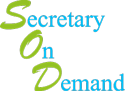 Secretary On Demand Logo
